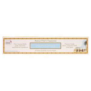 Marco Polo'S Treasures Incense Sticks 10 Olibanum Etiopia