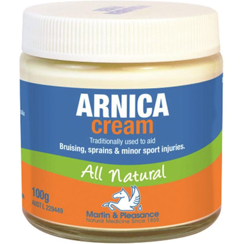 Martin & Pleasance All Natural Cream Arnica 100g