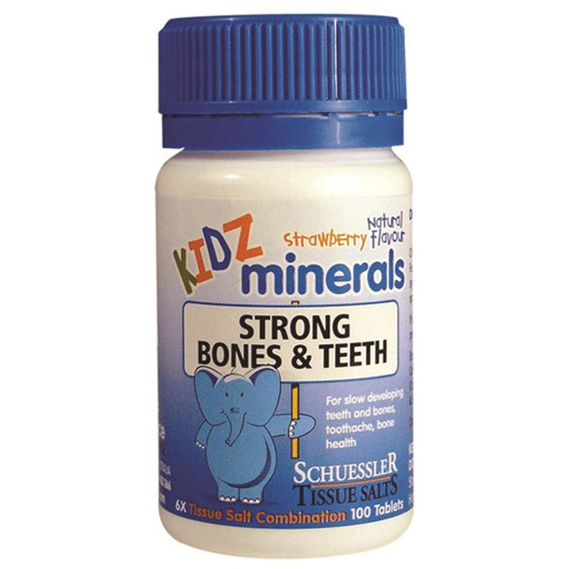 Martin & Pleasance Kidz Minerals Strong Bones & Teeth 100t