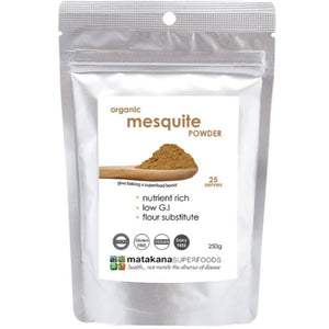 Matakana Superfoods Mesquite Powder 250g