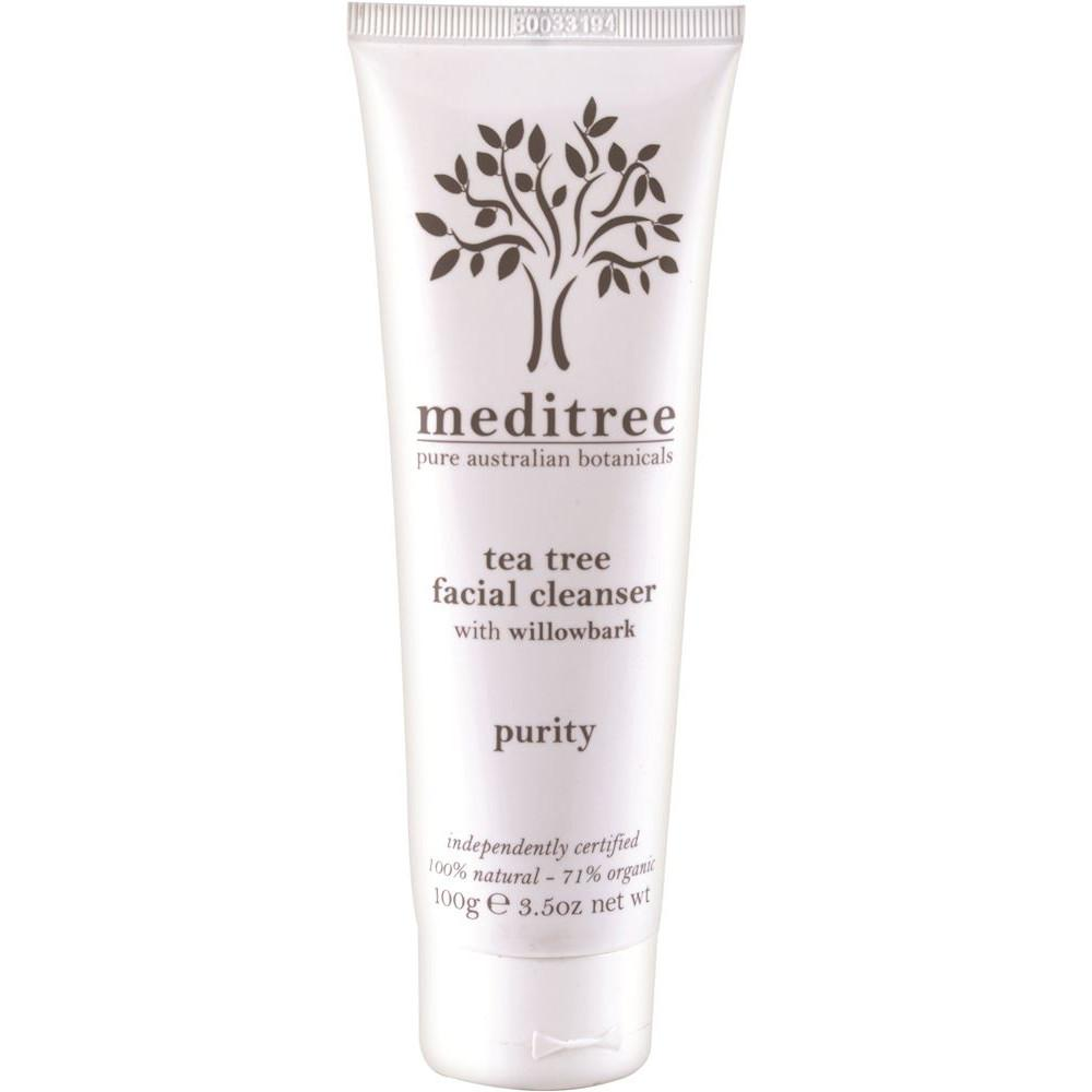 Meditree Acne Prone Skin Tea Tree Facial Cleanser 100g