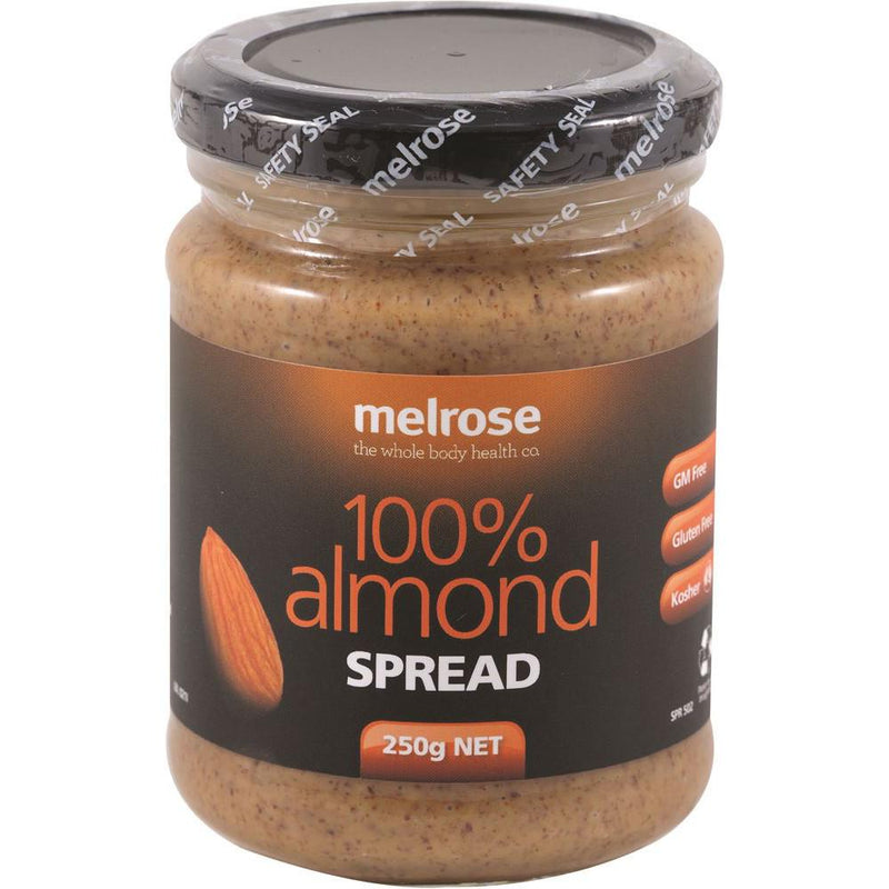 Melrose Almond Spread 250g