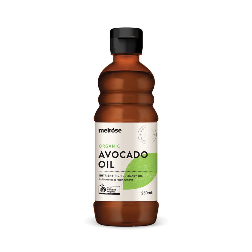 Melrose Avocado Oil Organic 250ml