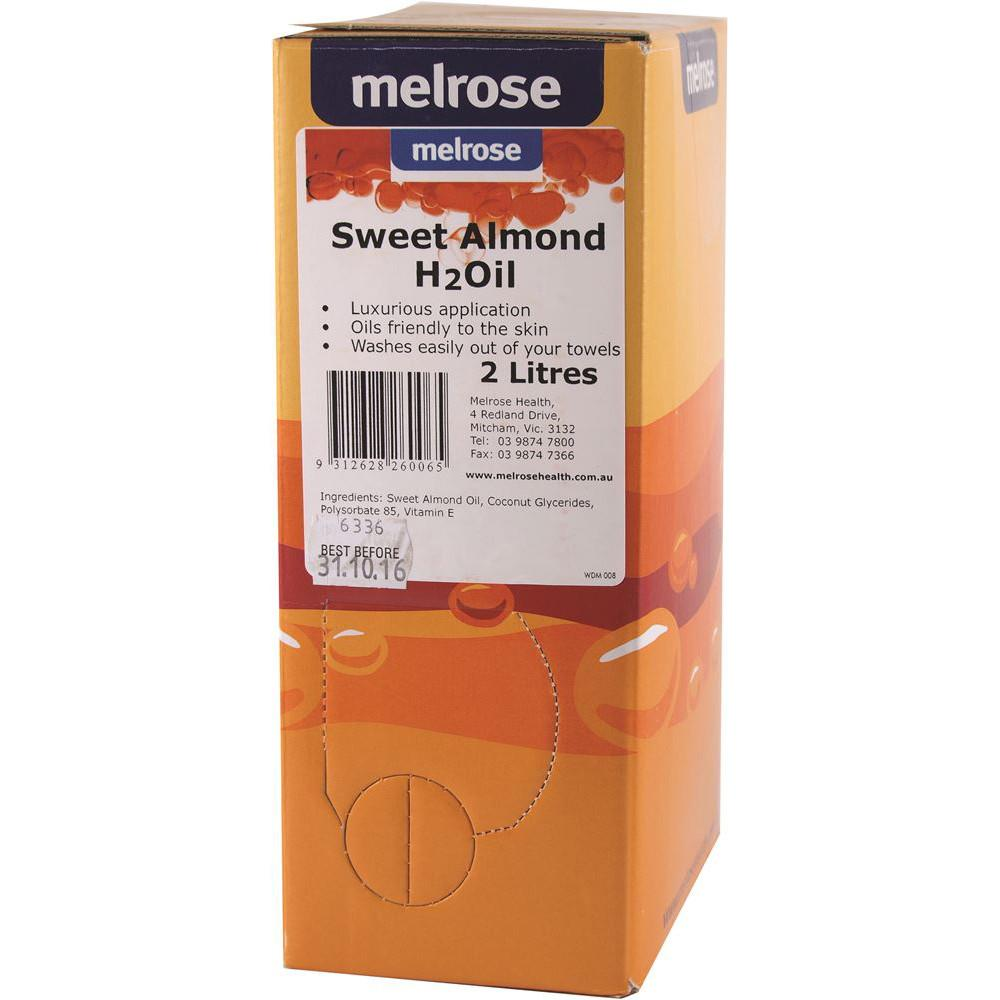 Melrose H2Oil Sweet Almond 2L