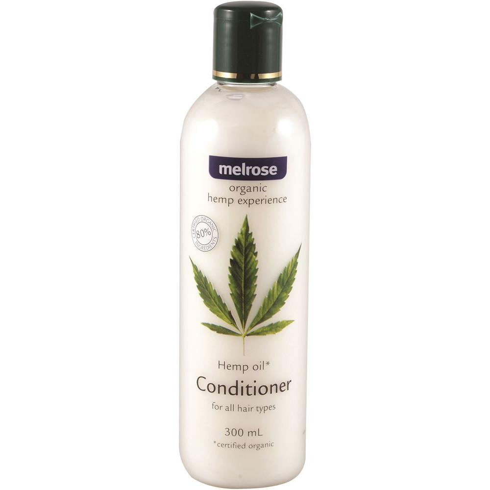 Melrose Hemp Experience Organic Hemp Conditioner 300ml