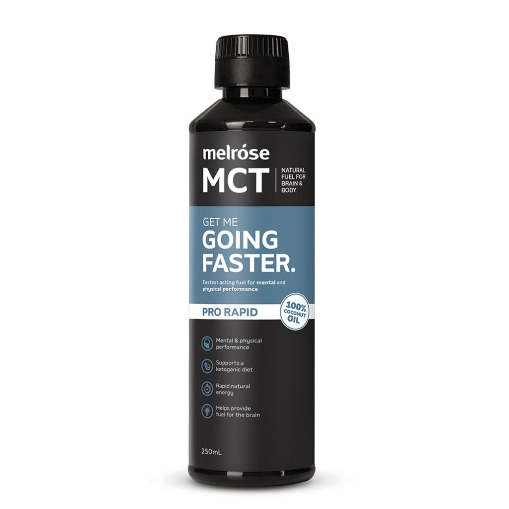 Melrose MCT Pro Rapid Going Faster Oil 250ml