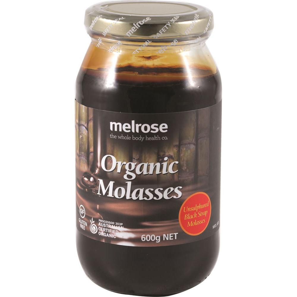 Melrose Organic Molasses 600g