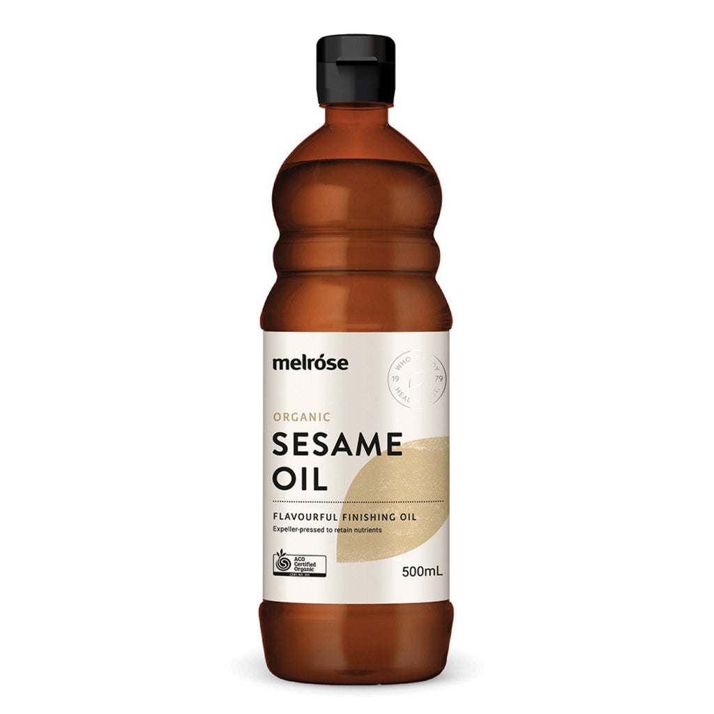 Melrose Organic Sesame Oil 500ml