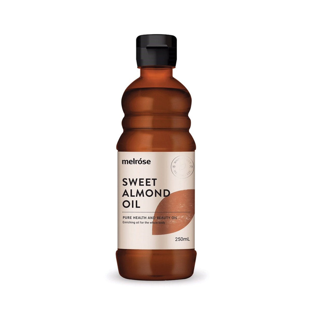 Melrose Sweet Almond Oil 250ml