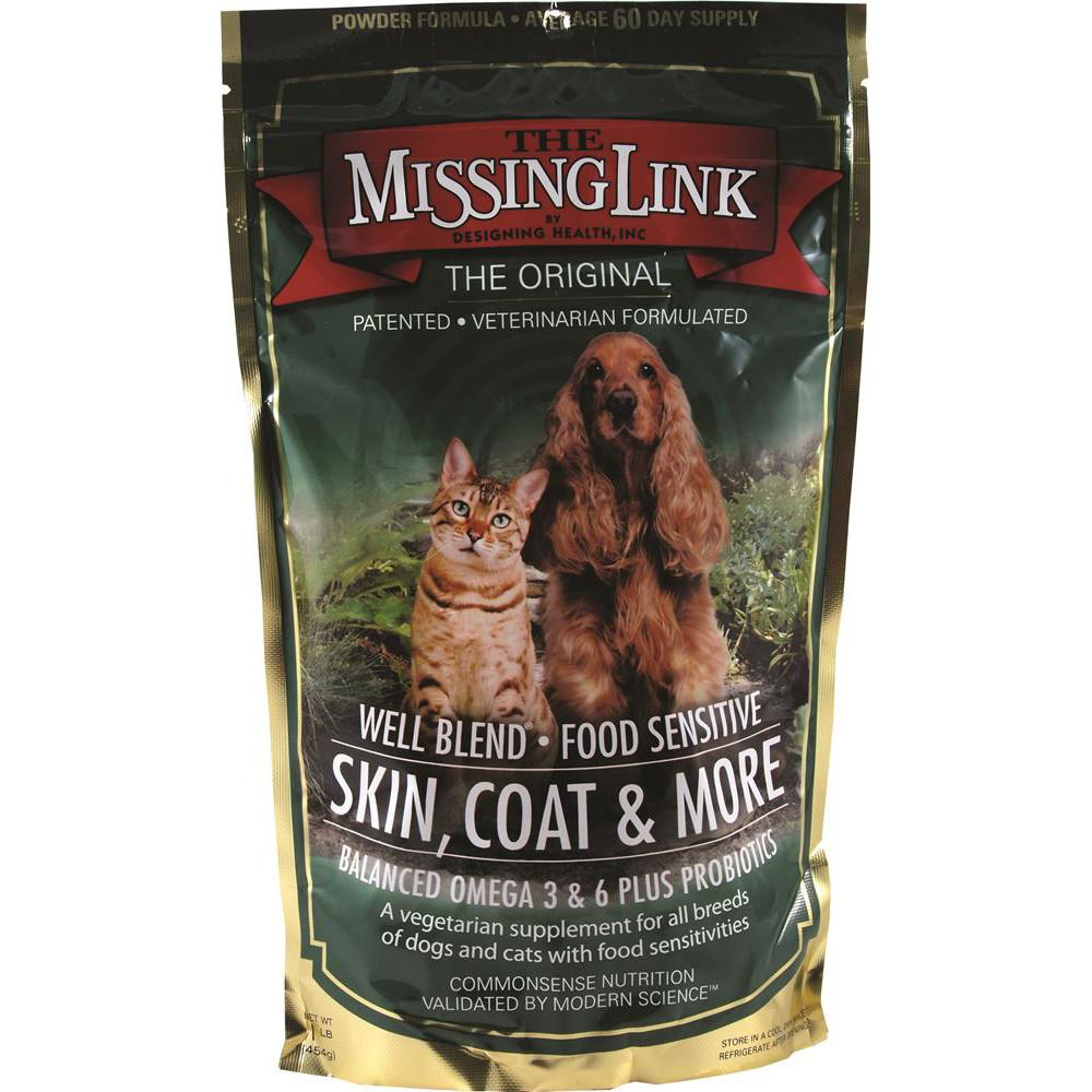 Missing Link Well Blend Skin, Coat & More Canine/Feline 454g
