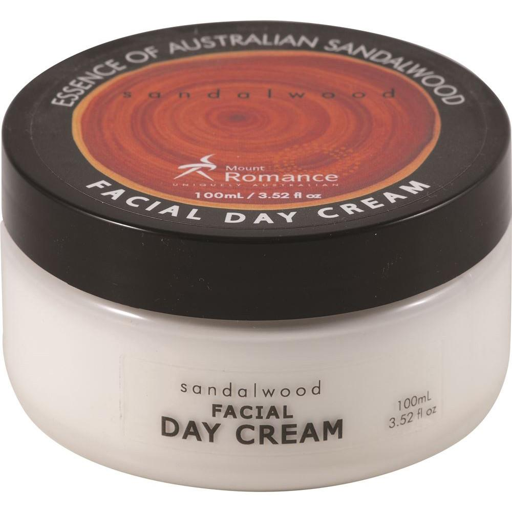 Mount Romance Sandalwood Facial Day Cream 100ml