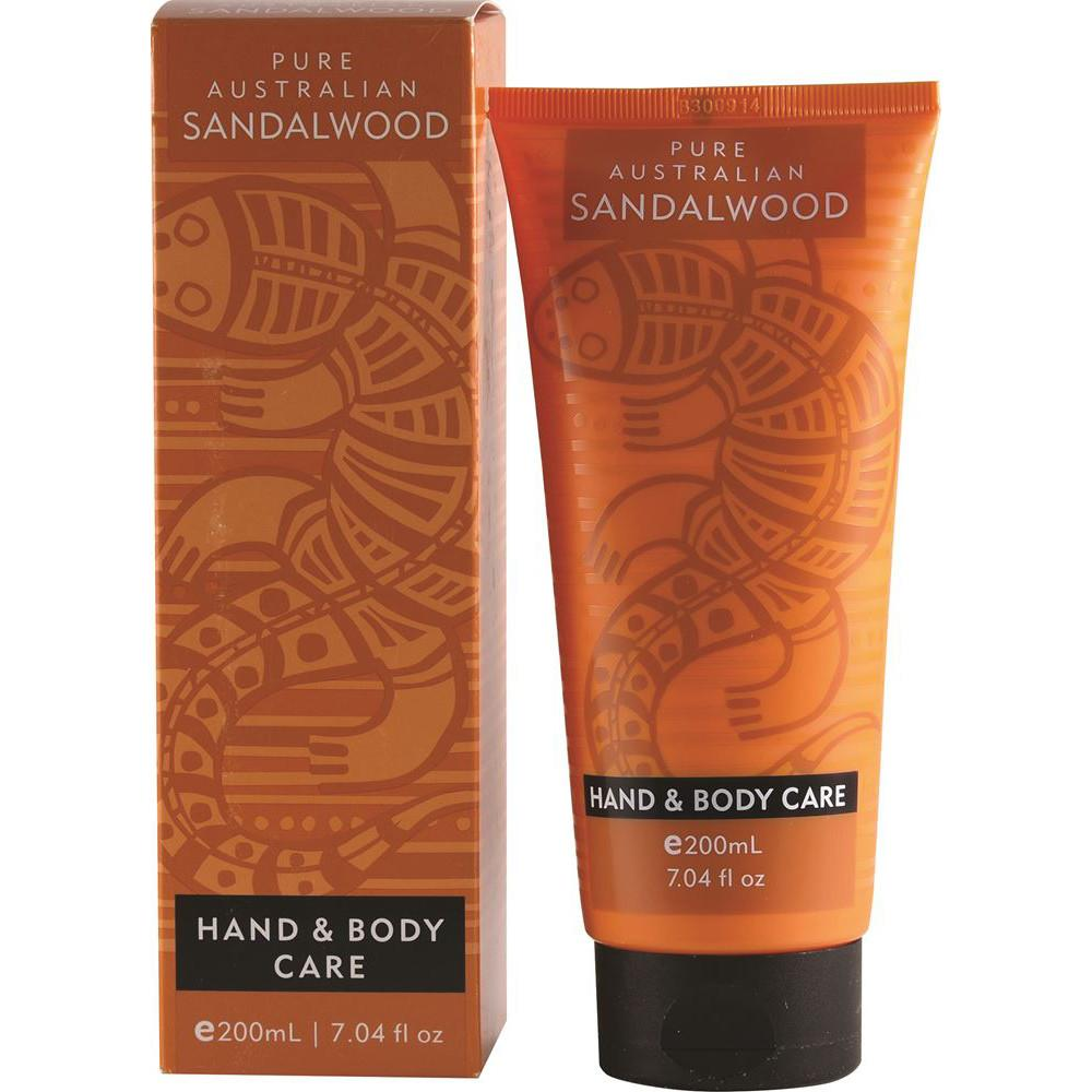 Mount Romance Sandalwood Hand & Body Care 200ml