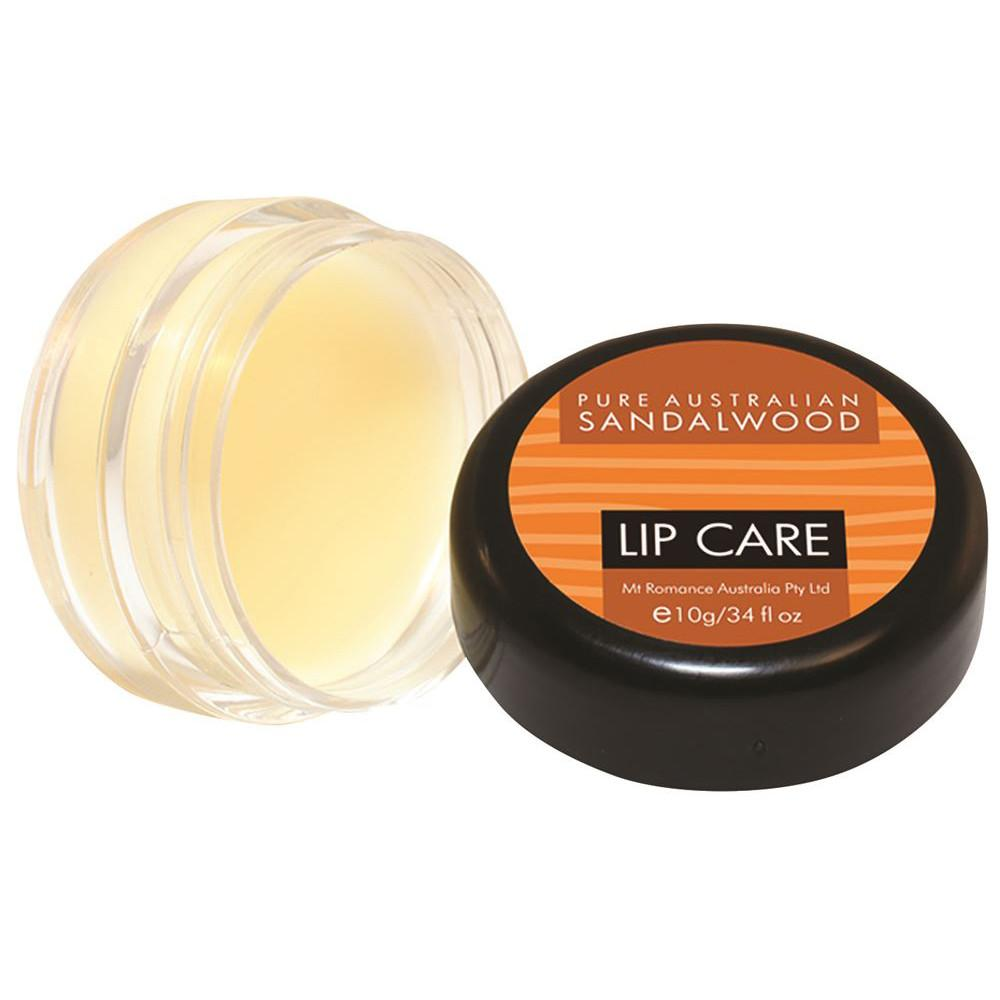 Mount Romance Sandalwood Lip Care Pot 10g