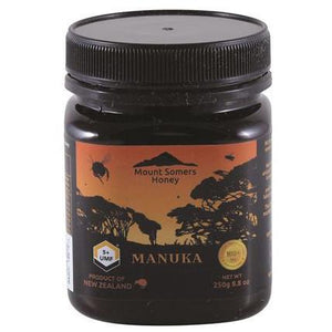 Mount Somers Manuka Honey UMF 5+ 250g