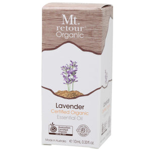 Mt Retour Essential Oil (100%) 10ml Lavender