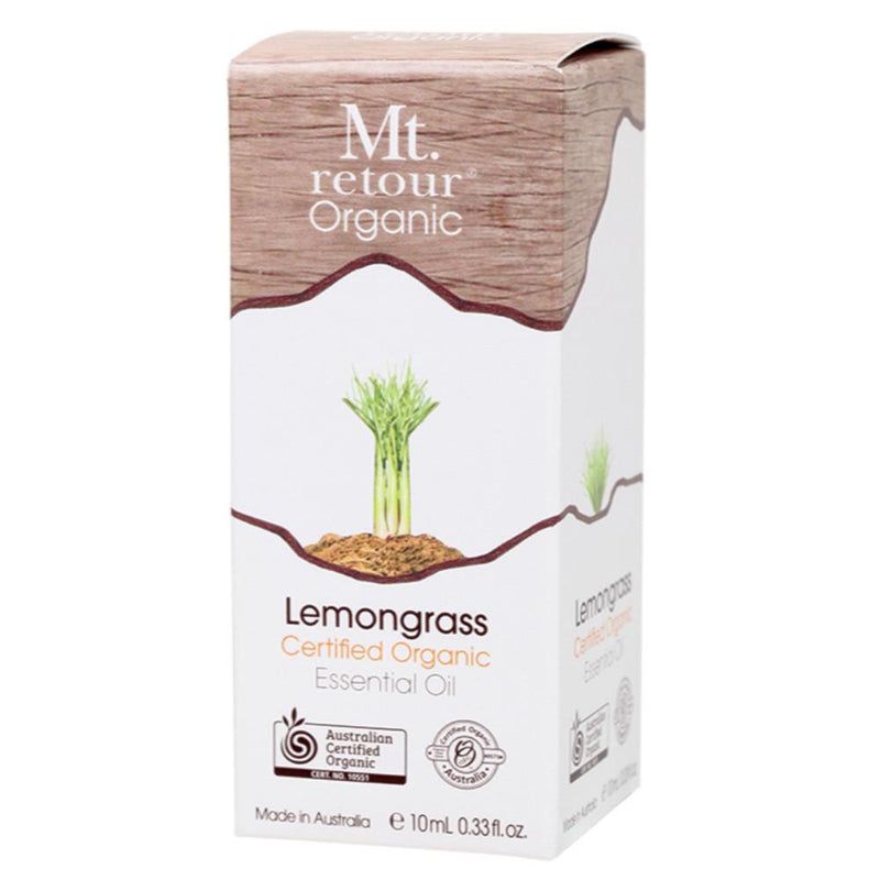 Mt Retour Essential Oil (100%) 10ml Lemongrass