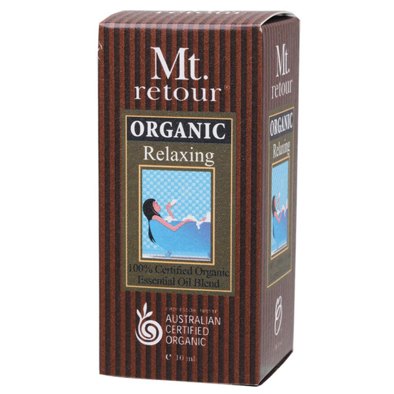 Mt Retour Essential Oil (100%) 10ml Relaxing Blend