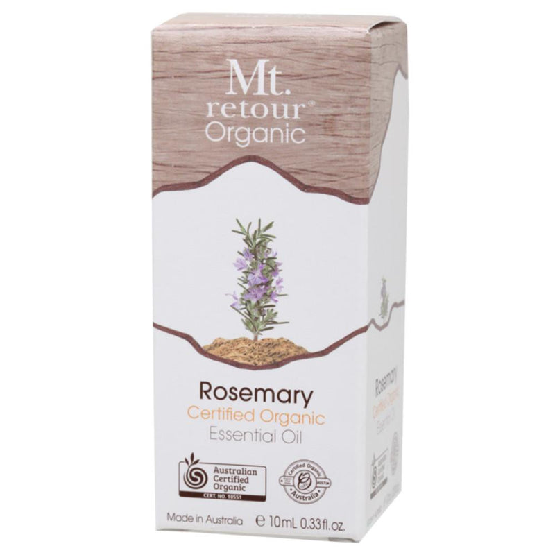 Mt Retour Essential Oil (100%) 10ml Rosemary