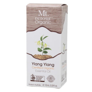 Mt Retour Essential Oil (100%) 10ml Ylang Ylang