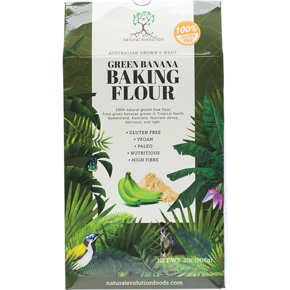 Natural Evolution Gluten Free Banana Flour 908g
