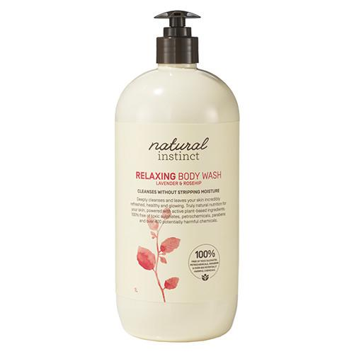 Natural Instinct Body Wash Relaxing 1L