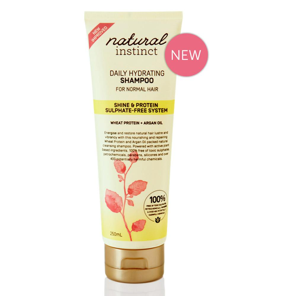Natural Instinct Natural Shampoo Hydrating Daily 250ml