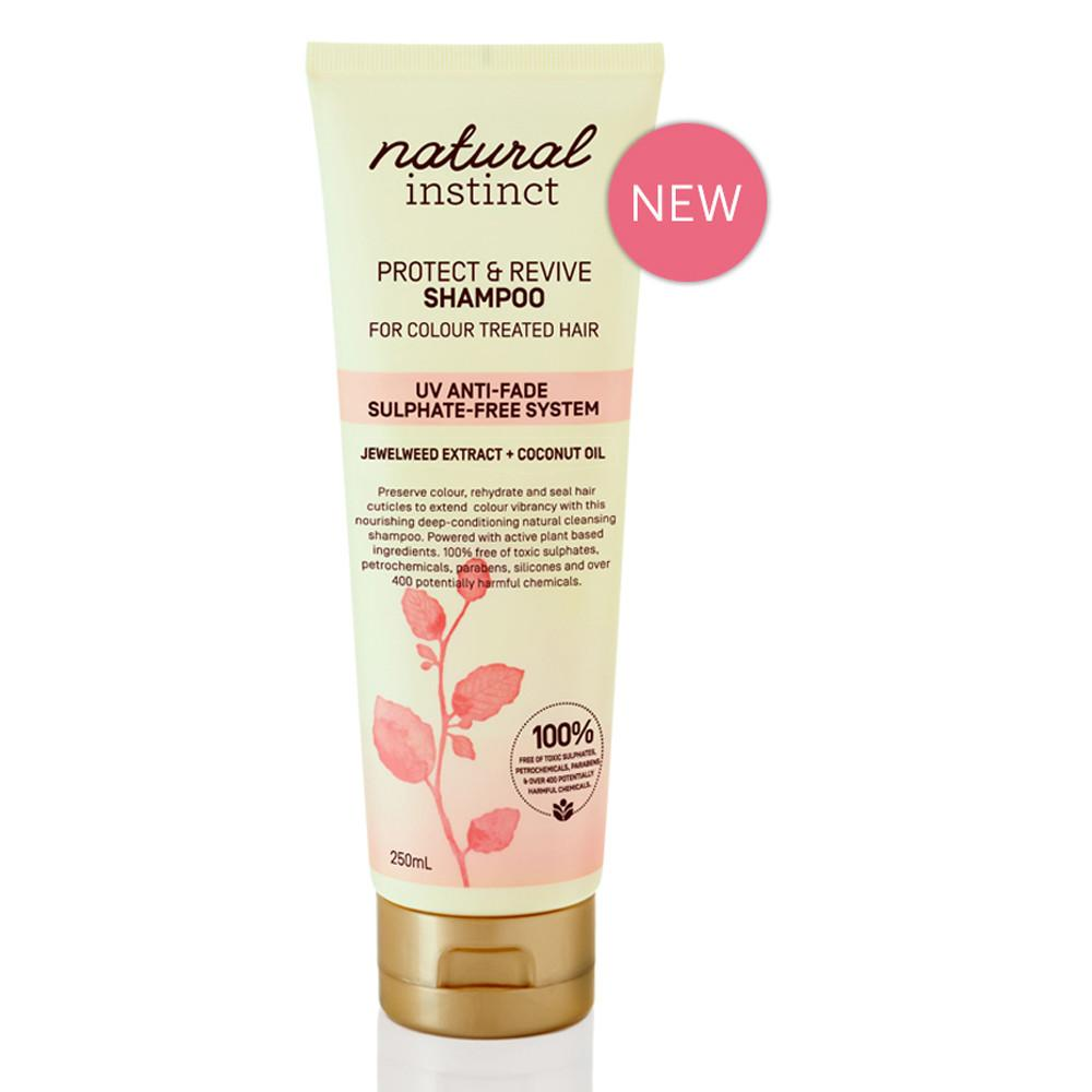 Natural Instinct Shampoo Colour Protect 250ml