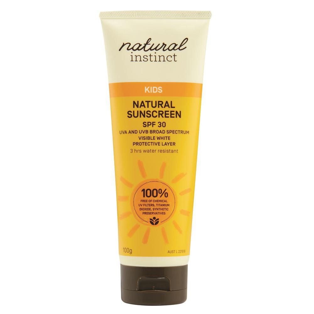 Natural Instinct Sunscreen Kids 100g
