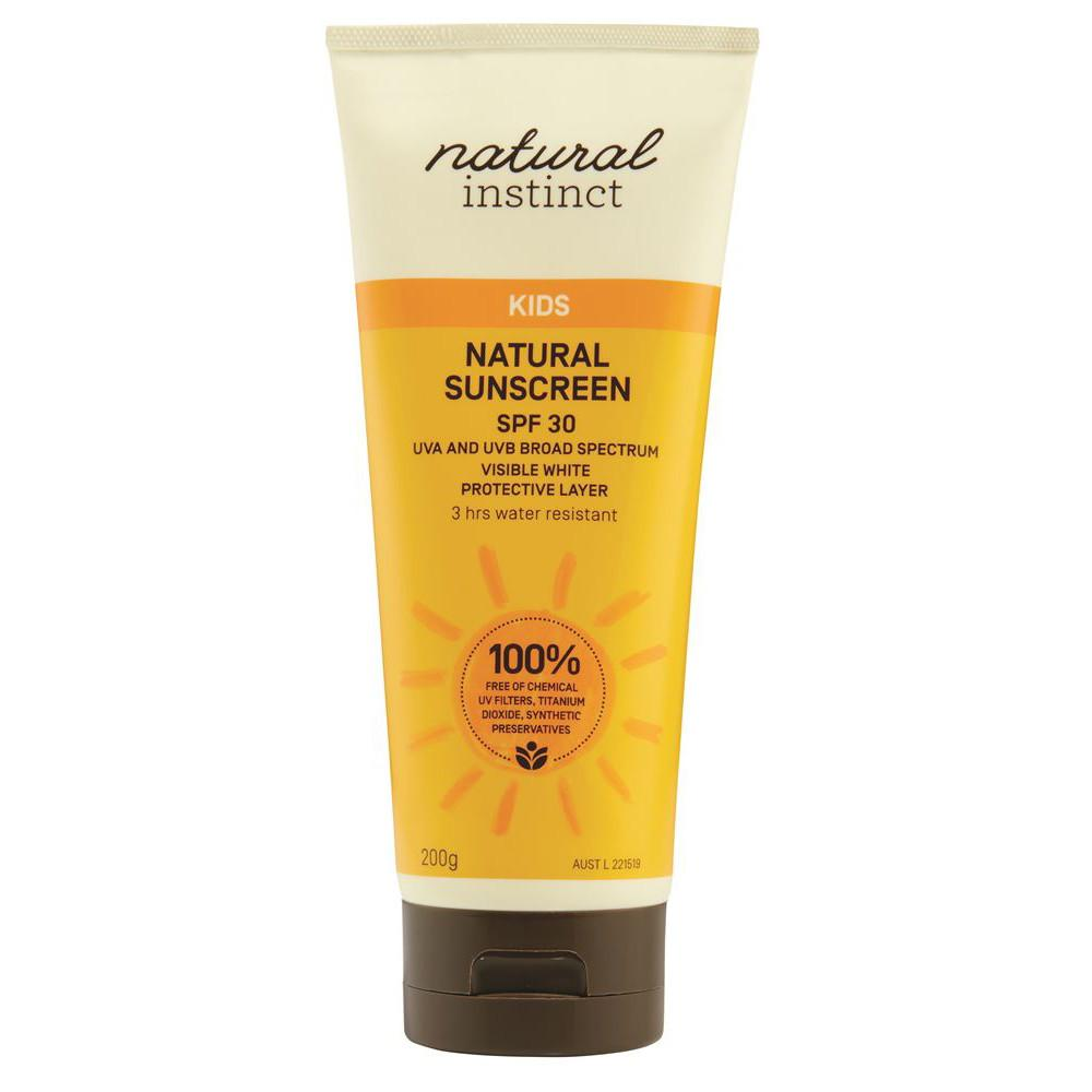 Natural Instinct Sunscreen Kids 200g