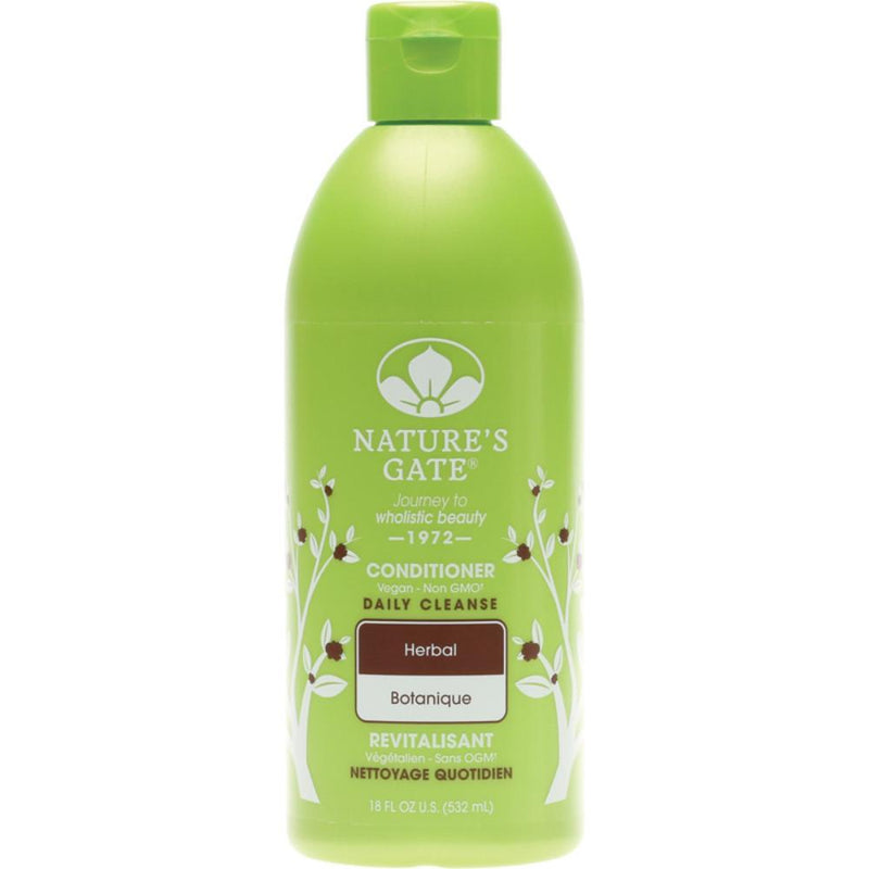Nature's Gate Conditioner Daily Cleanse 532ml Herbal