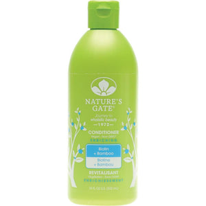 Nature's Gate Conditioner Enriching 532ml Biotin + Bamboo