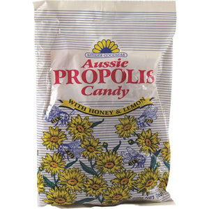 Nature's Goodness Aussie Propolis Candy with Honey & Lemon 200g