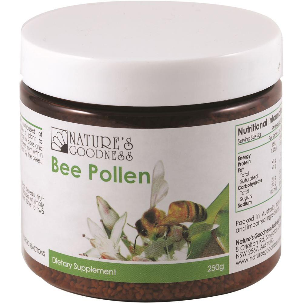Nature's Goodness Bee Pollen Granules 250g