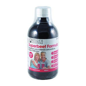 Nature's Goodness Super Beet Formula Beetroot Juice Blend 500ml
