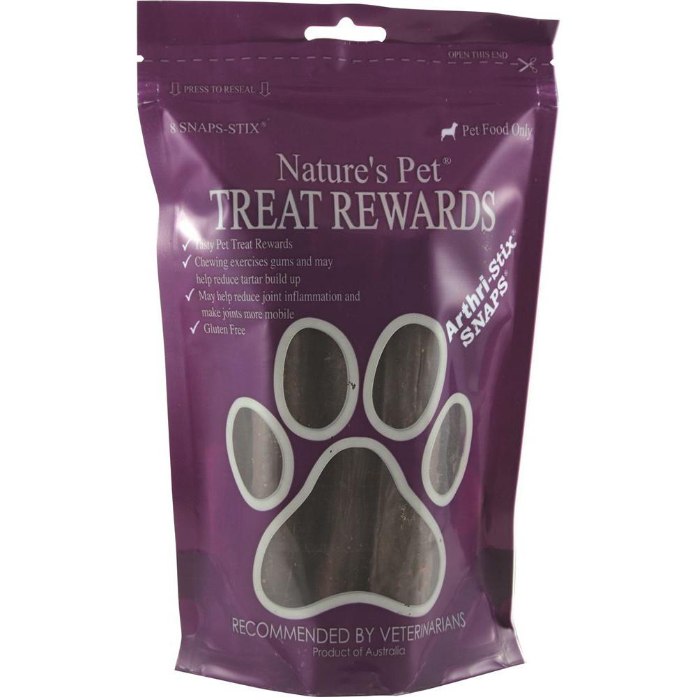 Nature's Pet Arthri-Stix Snaps 8 Pack