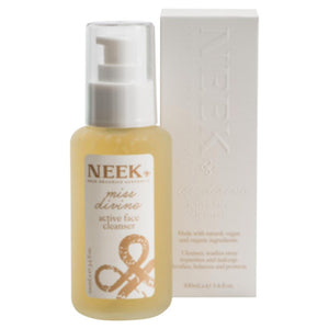 Neek Active Face Cleanser 100ml Miss Divine