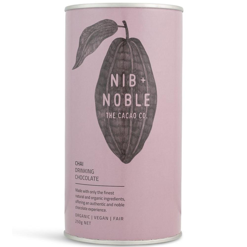 Nib + Noble Chai Drinking Chocolate 250g