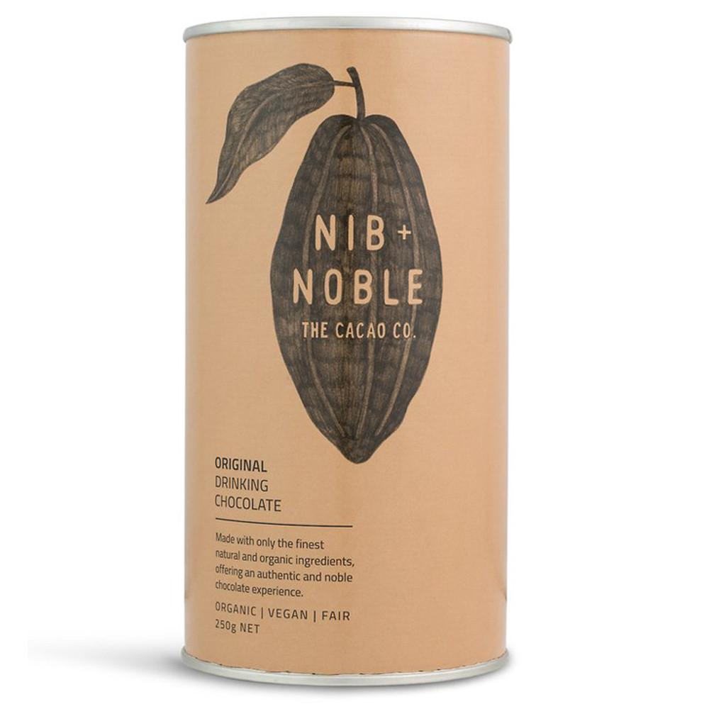 Nib + Noble Original Drinking Chocolate 250g