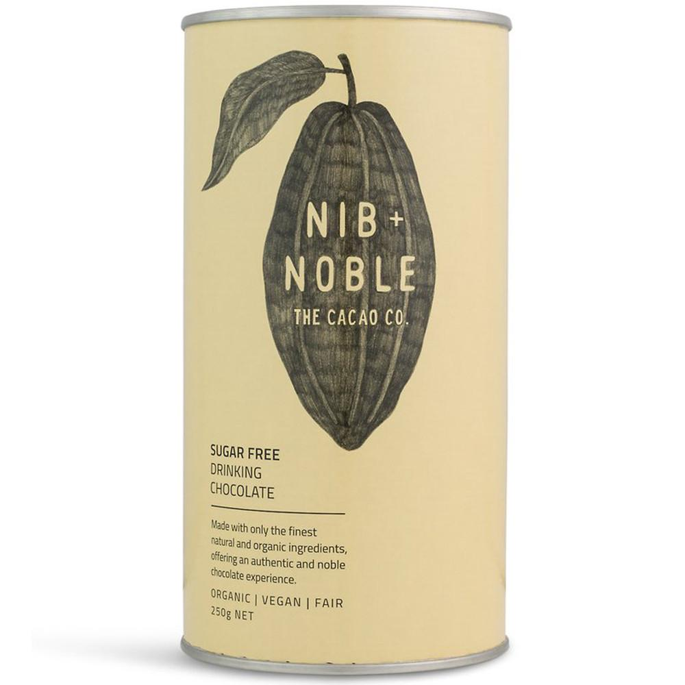 Nib + Noble Sugar Free Drinking Chocolate 250g
