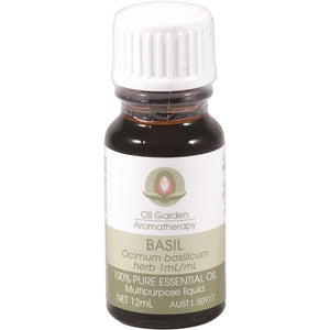 Oil Garden Basil 12ml