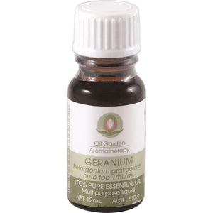 Oil Garden Geranium 12ml