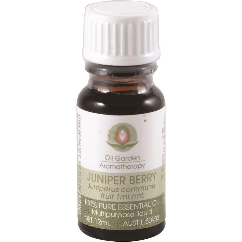Oil Garden Juniper Berry 12ml