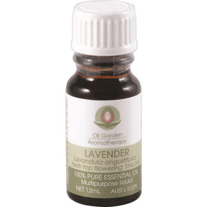 Oil Garden Lavender 12ml