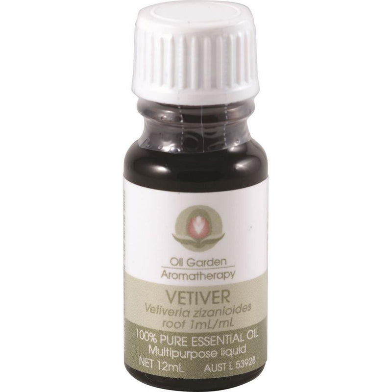 Oil Garden Vetiver 12ml