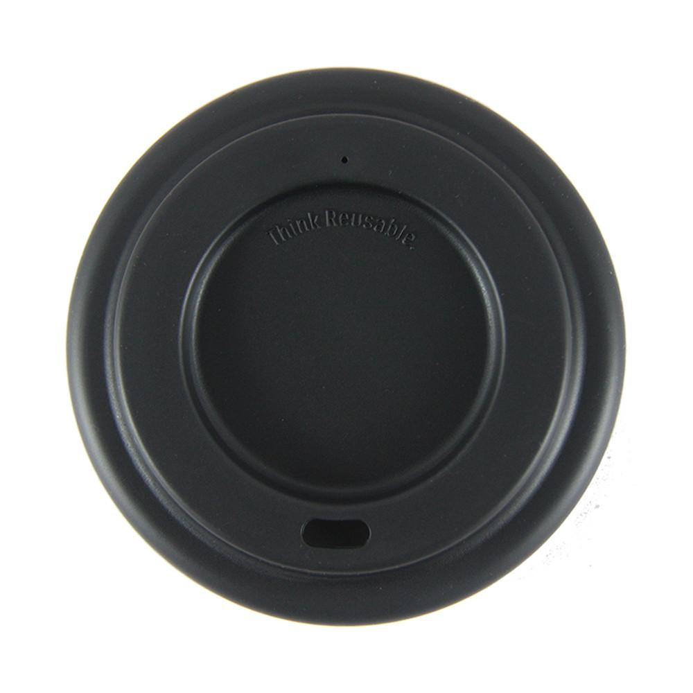 Onya Reusable Coffee Cup Lid Black