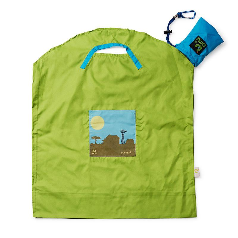 Onya Reusable Shopping Bag Apple Outback Large
