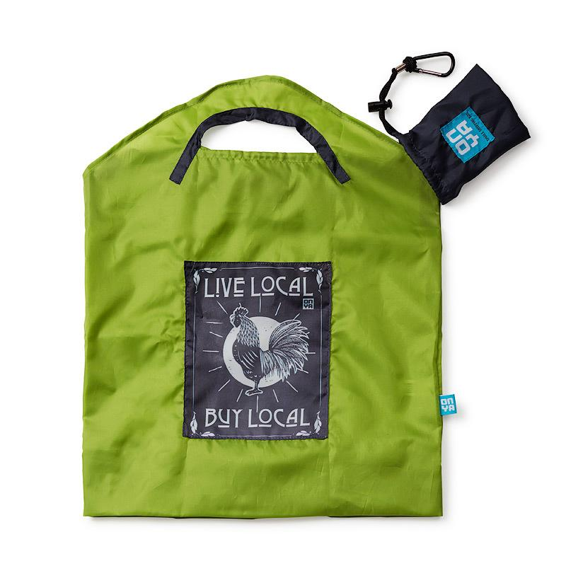 Onya Reusable Shopping Bags Live Local Small