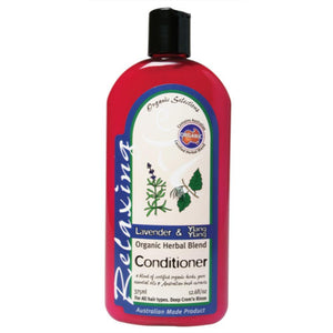 Organic Selections Conditioner 375ml Lavender & Ylang Ylang