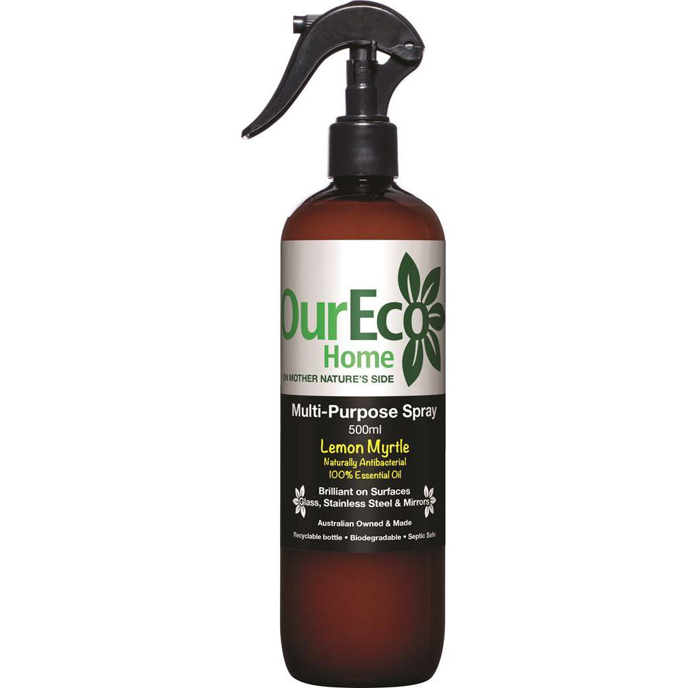 OurEco Home Multi Purpose Spray Lemon Myrtle 500ml