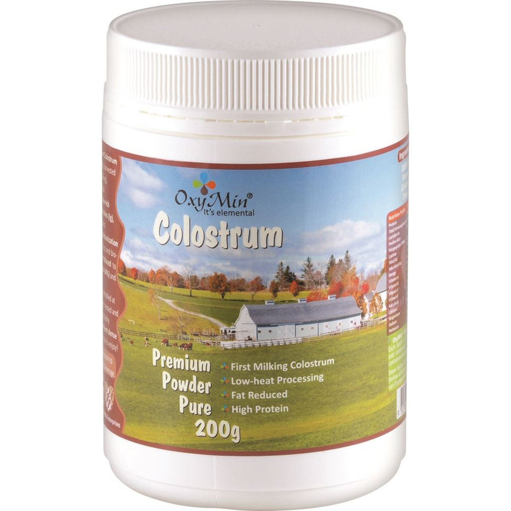 OxyMin Colostrum 200g